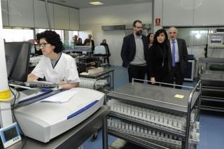 A Xunta reforzará o control das análises de mostras de leite do gando vacún de Galicia