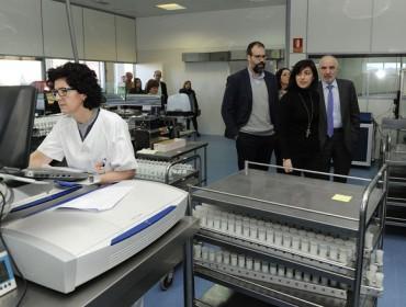 La Xunta reforzará el control de los análisis de muestras de leche del ganado vacuno de Galicia