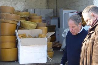 Xornada sobre a cera e de prevención de riscos laborais na apicultura