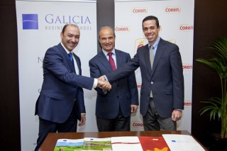 Coren e Galicia Business School poñen en marcha dous novos másteres sobre industria alimentaria