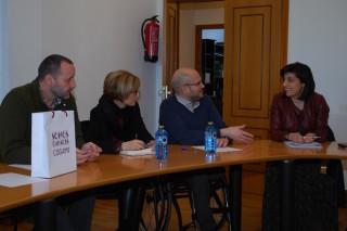 A Xunta colaborará na mellora da inclusión no agro das persoas con discapacidade