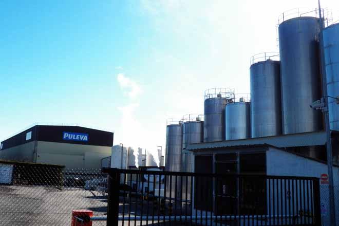 El Grupo Lactalis apenas incrementó un 2,5% la recogida de leche en Galicia en 2019