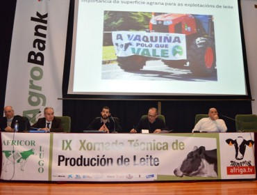 O debate sobre as terras agrarias pecha a xornada de Africor Lugo e Afriga TV