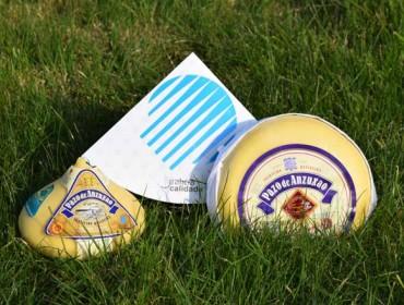 Pazo de Anzuxao, premiado como mellor queixo madurado de vaca de España