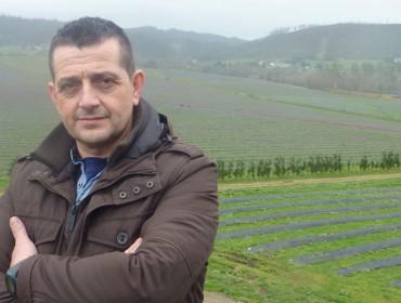 Galicia despega con forza na produción de arándano