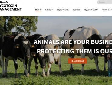 Alltech actualiza a súa páxina web sobre micotoxinas