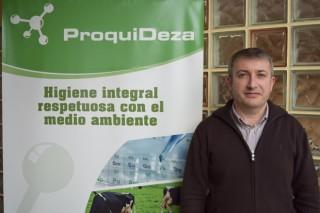 Proquideza: produtos made in Galicia para a hixiene do gando