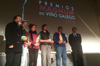 Lista de nomeados aos Premios Mágnum do Viño Galego 2017