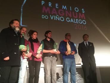 Lista de nominados a los Premios Mágnum do Viño Galego 2017