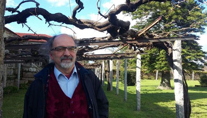 """""""É moi interesante que Rías Baixas aposte por viños envellecidos e máis complexos"""""""