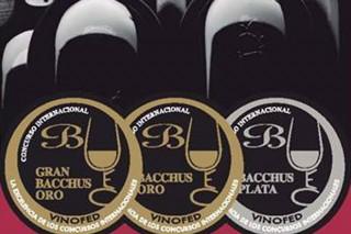 44 viños galegos premiados nos Bacchus 2017