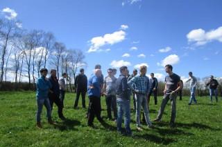 """""""En Holanda ante la crisis de la leche aumentamos la calidad de los forrajes y la eficiencia"""""""