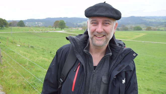 """""""Producir leche en base a hierba es más resistente a las bajadas de precios"""""""