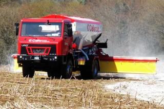 Recomendaciones de Calfensa para el encalado en una campaña de maíz corta