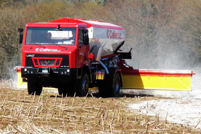 Recomendacións de Calfensa para o encalado nunha campaña de millo curta