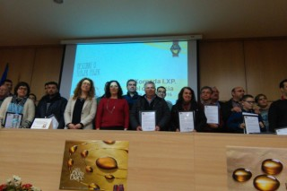 26 envasadores de Mel de Galicia reciben os certificados de Enac