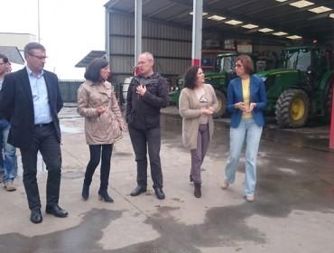 A Xunta anuncia a próxima publicación das axudas para maquinaria en común