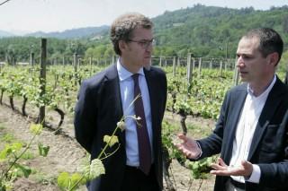 Feijóo anuncia a integración dos centros de investigación agraria na Axencia Galega de Calidade Alimentaria