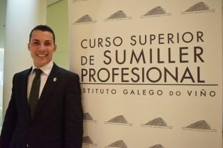 """""""Os viños galegos son moi gastronómicos e maridan moi ben coa cociña de Mugaritz"""""""