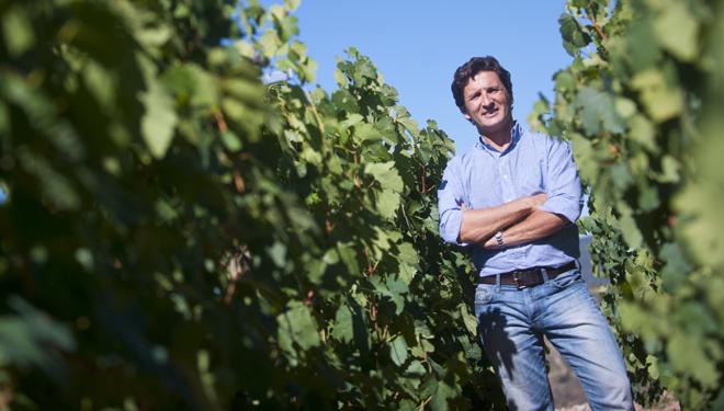"""Rafael Palacios: """"En valle del Bibei se pueden hacer grandes vinos"""""""