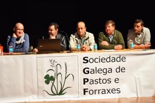 Exemplos de ganderías galegas que producen leite a baixo custe