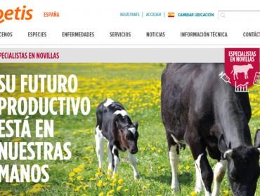 Nova páxina web e blogue de expertos en cría de xovencas