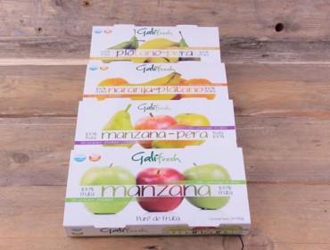 Freshcut, especializada en purés de froitas e cremas de verduras, aumenta a súa facturación un 45%