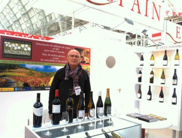 A DO Valdeorras participa na London Wine Fair