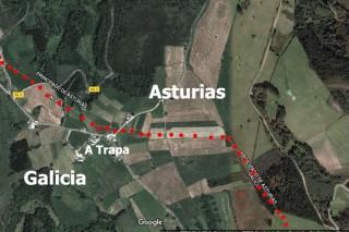 Gandeiros penalizados nas axudas do PDR por vivir no limite entre Galicia e Asturias