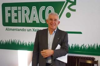 José Montes, reelixido presidente de Agaca