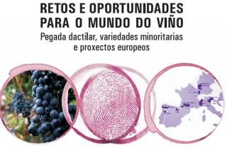 """Xornada sobre """"Retos e oportunidades para o mundo do viño"""""""