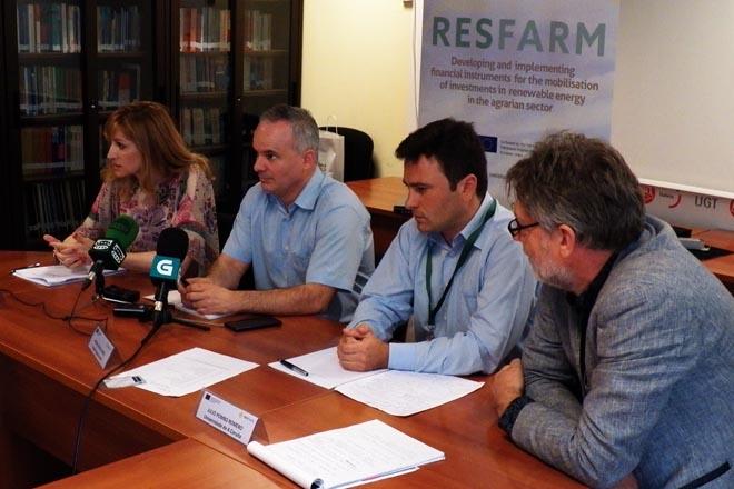 Desarrollan un instrumento para financiar energías renovables en el sector agrario