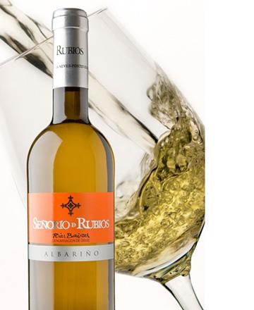 Señorío de Rubiós Albariño 2015 logra o Gran Baco de Oro ao mellor viño de España