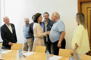 Confemadera hace las paces con la Consellería do Medio Rural