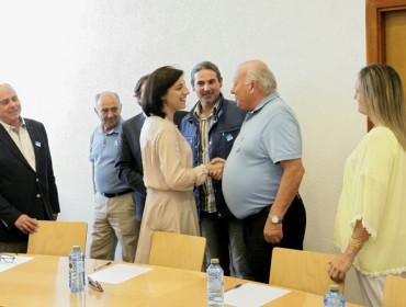 Confemadera fai as paces coa Consellería do Medio Rural
