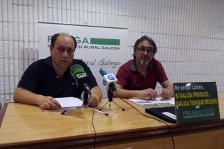 """A Fruga denuncia as """"condicións leoninas"""" do novo contrato de Lactalis"""