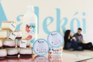 Kalekói lanza unha pack especial de iogures para agasallar en Nadal