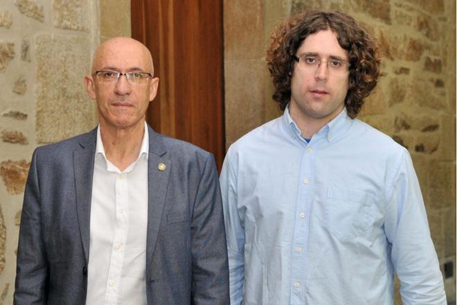 Patentan en Lugo un dispositivo para revalorizar la sangre de los mataderos