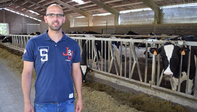 """""""A los jóvenes ganaderos igual nos corresponde dar el paso de industrializar nuestra leche"""""""