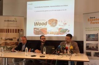 A industria galega da madeira e do moble facturou un 11,2% máis en 2015