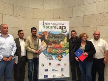 A Feira agroecolóxica NaturaLugo coincidirá co congreso internacional de SEAE