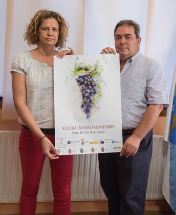La XI Feria del Vino de Monterrei mostrará los mejores vinos de la comarca del 12 al 14 de agosto