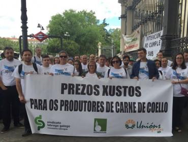 Amenaza de cierre para las granjas gallegas de conejo debido a los bajos precios
