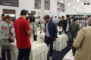 Cata concurso e túnel de viños en Rías Baixas