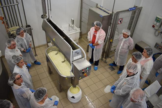 A Aula de Produtos Lácteos e Tecnoloxías Alimentarias da USC desenvolve novos alimentos para doentes oncolóxicos