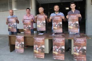 Programa do concurso subasta da raza Frisona Feiradeza