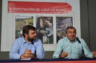 A Deputación de Lugo destina 1,5 millóns para axudas ao rural