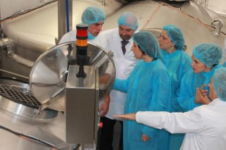 Entrepinares destinará 16 millóns de euros a ampliar as súas instalacións en Vilalba