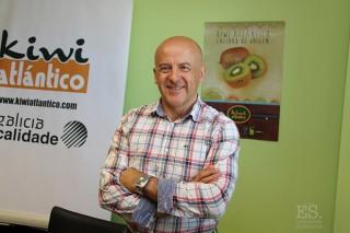 """""""En Galicia temos un gran potencial no kiwi, pero fáltannos parcelas con tamaño e axudas públicas"""""""