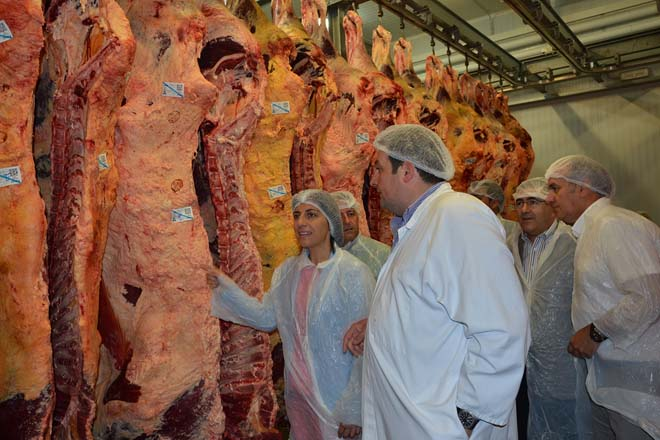 La carne de la IGP Vaca e Boi estará en el mercado a mediados del 2017